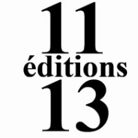 Logo de 11-13 éditions