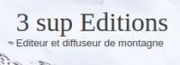 Logo de 3 sup Editions