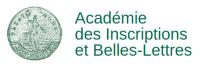 Logo de Académie des Inscriptions et Belles-Lettres