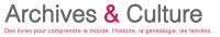 Logo de Archives & Culture