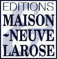 Logo de Maisonneuve & Larose