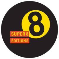 Logo de Super 8 éditions
