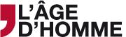 Logo de L'Age d'Homme