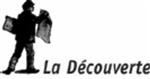 Logo de La Découverte