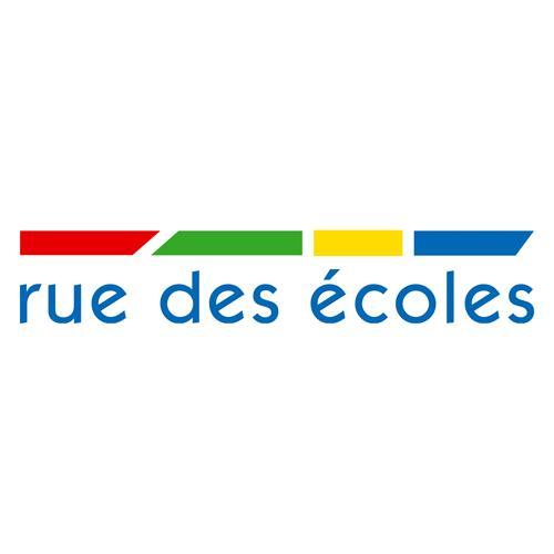 Logo de rue des écoles